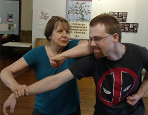 Self-Defense for Complete Novices